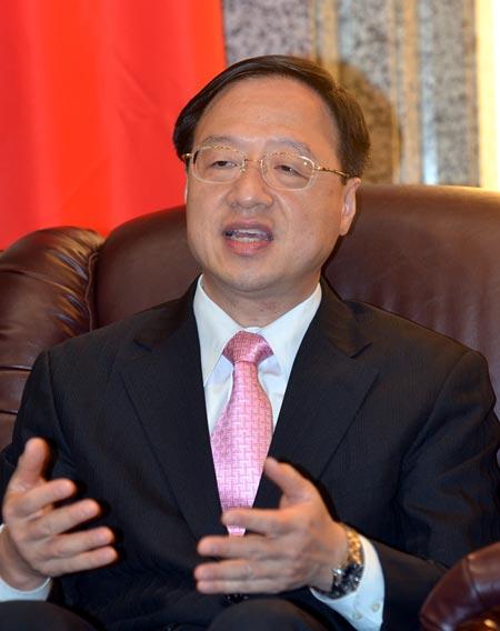 Jiang Yi-huah