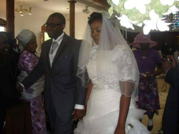 Image result for kumuyi daughter wedding dress