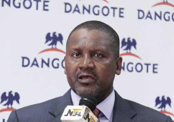 Aliko Dangote, President, Dangote Group