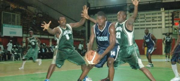 Kano Pillars basketball team
