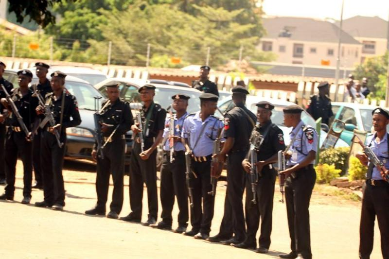 Image result for police nigeria in action