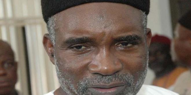 Former Governor Murtala Nyako of Adamawa