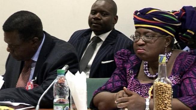 Former Finance Minister, Ngozi Okonjo-Iweala