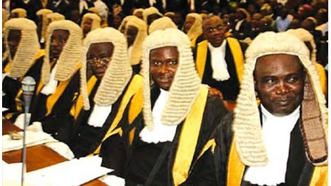 Image result for NJC insists accused Judges will not step aside