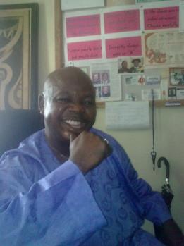 Late Prof. Jenkeri 'Jenks' Okwori