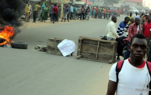 Nasarawa youth unrest