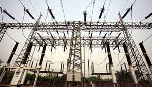 A power transmission station in Kaduna state