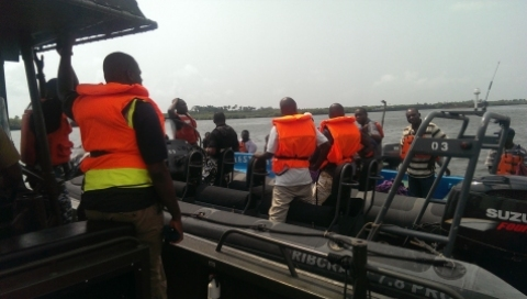 Image result for Lagos accident : Nine killed in boat mishap at Ilashe