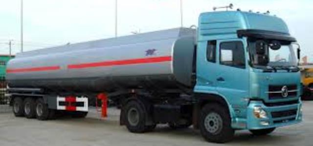 Tanker used to illustrate the story.