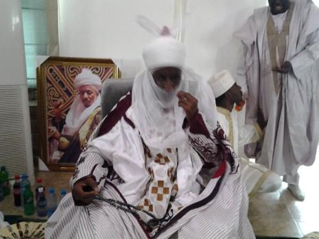 Emir of Kano, Lamido Sanusi