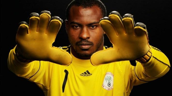Image result for recent best best goalkeeper in Nigeria