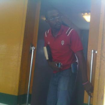 Ben Ezeamalu .... on the Lagos-Kano train