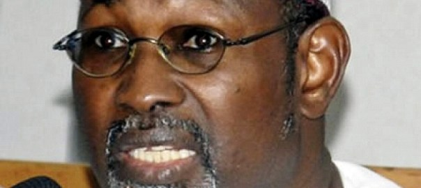 Former INEC Chairman, Professor Attahiru Jega