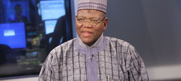 Former Governor Sule Lamido, Jigawa State Governor