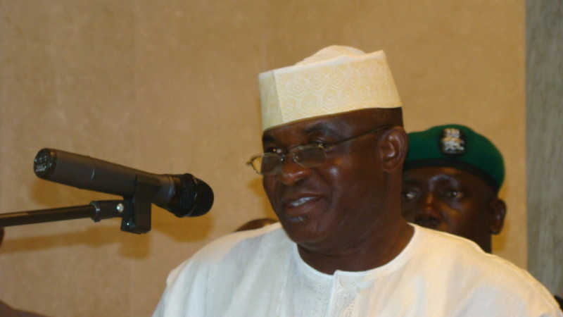 Inconclusive elections unknown to Nigerian constitution – David Mark