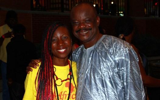 Fest Africa - Cheick Hamala & Tolu Olumide