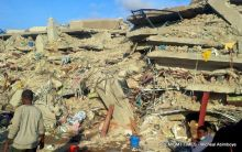 Synagogue Building collapse