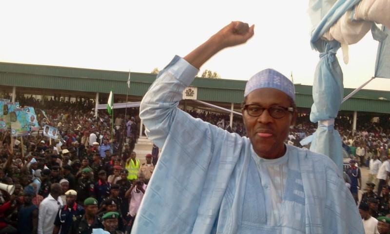 Muhammadu Buhari, APC presidential candidate