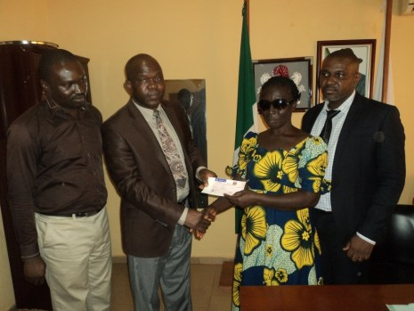 EFCC recovers N550, 000 for blind teacher