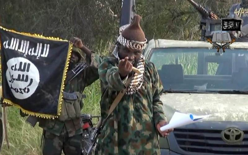 Nigerian military says Boko Haram leader, Shekau, wounded in deadly air strike