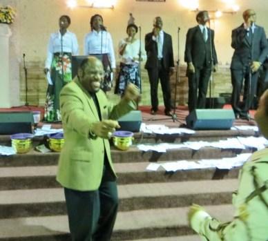 Dr. Munroe's last visit to Nigeria