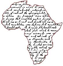 african writing