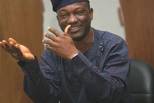 Jimi Agbaje Photo credits: Sun News Online