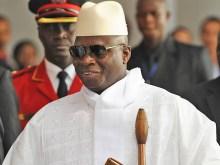Former President Yahya Jammeh of Gambia