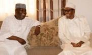 Buhari visits Atiku