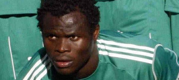 Former Super Eagles defender, Taye Taiwo Photo credits: Mirror UK