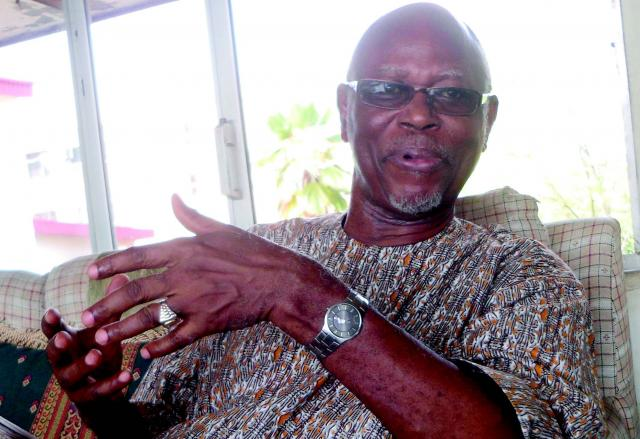 John Odigie Oyegun, APC National Chairman