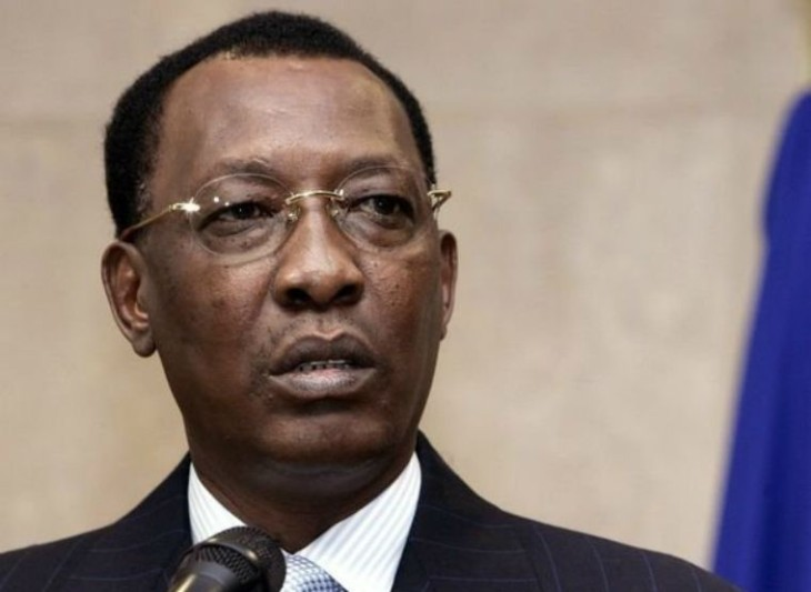 President Idriss Deby of Chad - This is Africa