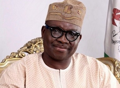 Governor Fayose Also jets Out to China, After Criticizing Buhari's China Trip - enrichnaija blog