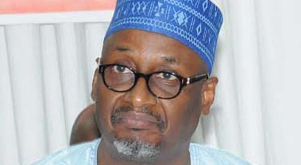 Former PDP Chairman, Adamu Mu'azu