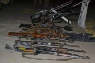 More cache of arms captured from the terrorists