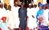 Yoruba elders visit GEJ4