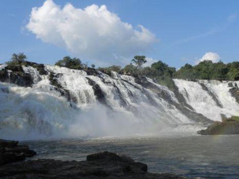 Gurara Waterfalls, Niger state