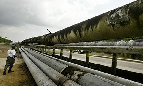 oil-pipeline nigeria