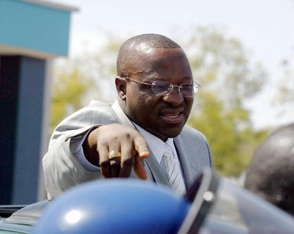 Joshua Dariye former governor of Plateau State