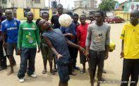 Adewale Monsuru hoping to the World's Best