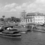 Gillian Hopwood Photograph, 1954 of Ebute Ero Wharf