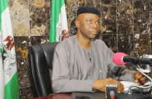 Governor Olusegun Mimiko of Ondo State... Photo Credit: Ondo State Government