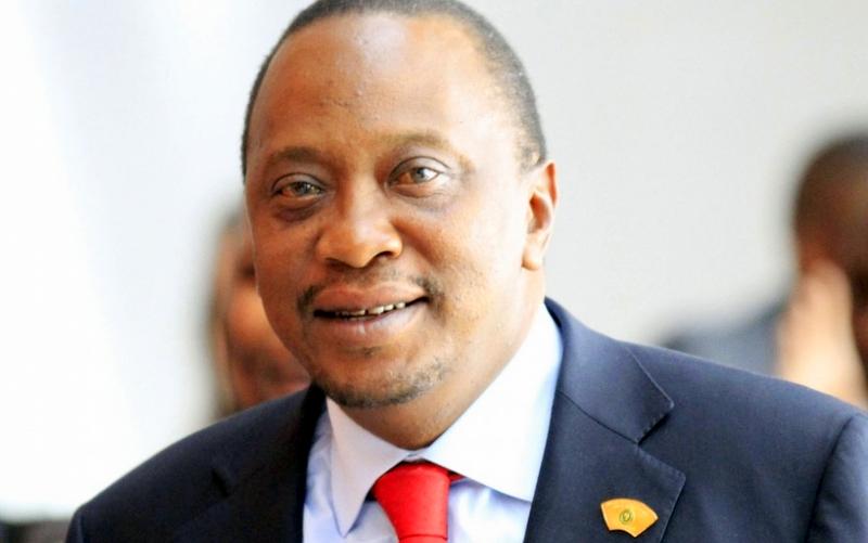 President Uhuru Kenyatta; Photo: Bellanaija