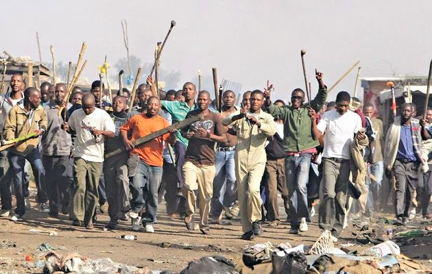 Xenophobia attacks FILE PHOTO: Photo: Naijanedu