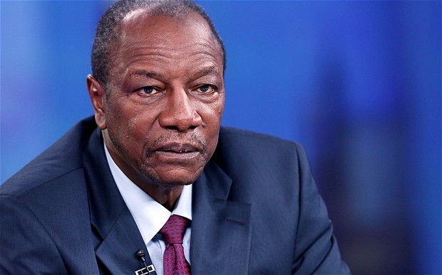 Five reported dead in protests against Guinea President Conde's third term bid