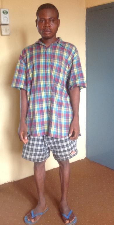 Emmanuel Ubaji