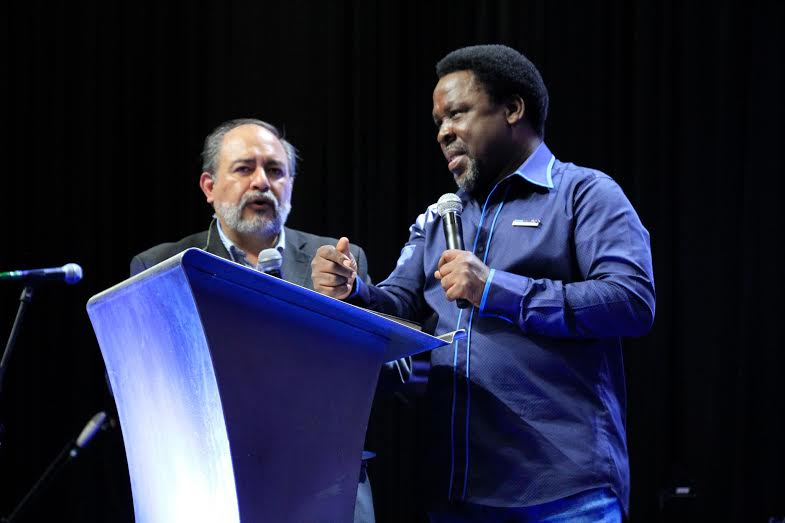 Nazareth locals, officials furious ahead of T B Joshua's planned