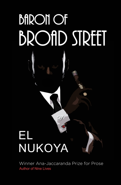BOOK COVER- BARON OF BROAD STREET