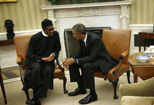 Buhari meets Obama5