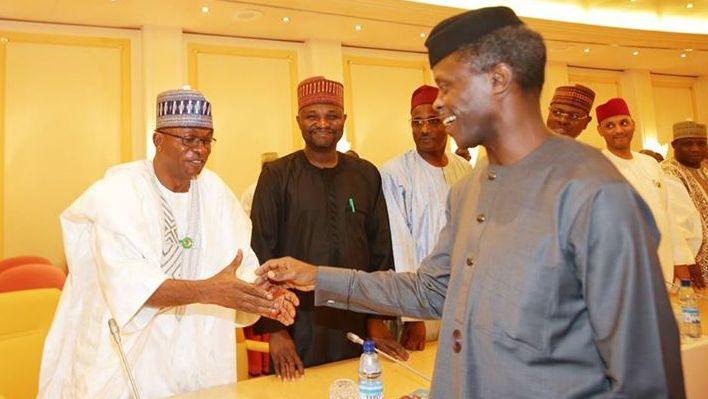 Buhari meets house of reps1